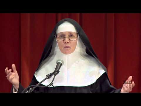 """Jesus the Actor: Theatre and Benedictine Spirituality"" Mother Dolores Hart, OSB"