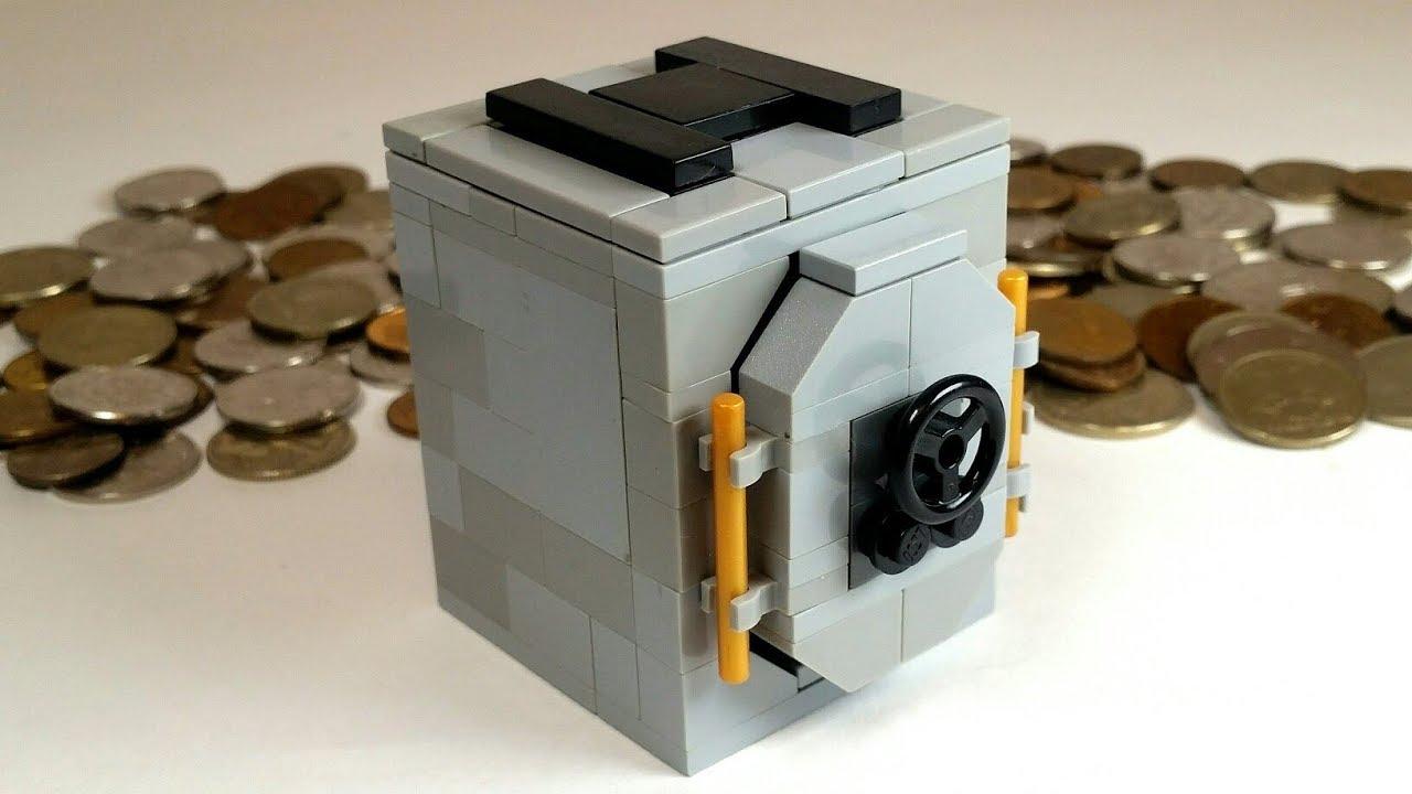Как сделать из лего сейф фото 426
