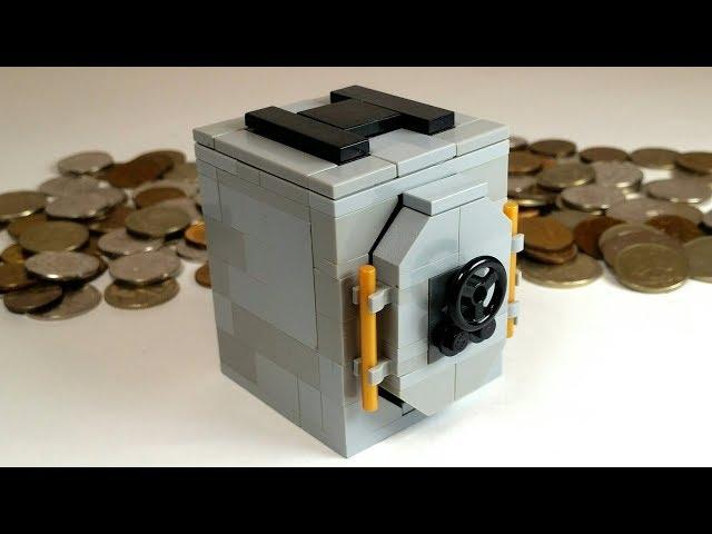 Как сделать из лего сейф фото 454