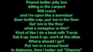 Yelawolf & Travis Barker - Funky Shit [HQ & Lyrics]