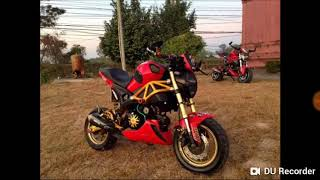 Ducati Mini 110cc : Bản độ cực đẹp tại thailand