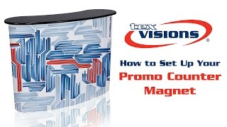 Promo Counter Magnet Setup (Pre 2017 model) - Tex Visions