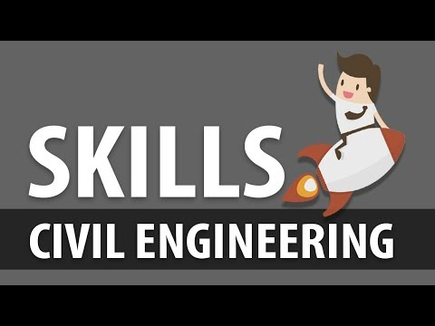 7 Most Important Skills for a Civil Engineer to Succeed  (updated) | Civil Engineering