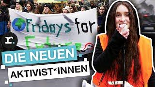 Von Fridays for Future bis Anketten im Bundestag