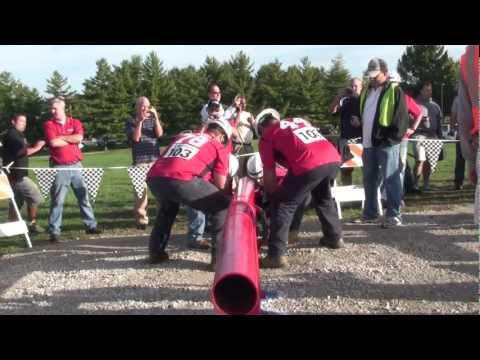 2012 National Gas Rodeo - Pipe Cut (National Grid, Questar Gas, Piedmont Natural Gas)
