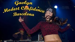 Gavlyn - Modest Confidence Tour - Barcelona (February 11 2014)