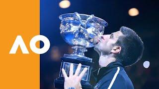 Djokovic v Nadal: The 2012 epic final | Australian Open 2019