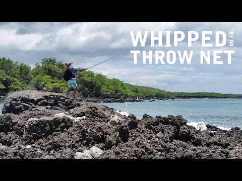 Hawaiian Throw Net SCHOOLED ME! | Maui, HI Part I