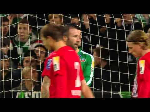 Höjdpunkter: Drömmål när Helsingborg slog Hammarby - TV4 Sport