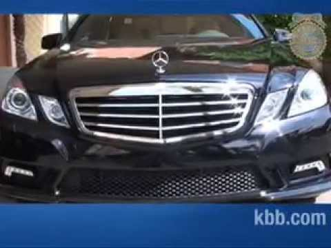 2010 Mercedes-Benz E-Class Review - Kelley Blue Book