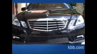 Mercedes-Benz E-Class Video Review - Kelley Blue Book