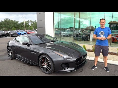 Is the 2020 Jaguar F-Type Checkered Flag Edition WORTH the MONEY?