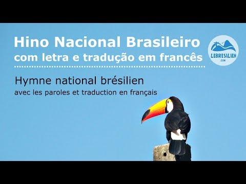 Hymne national du Brésil - Hino nacional do Brasil