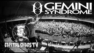 GEMINI SYNDROME vocalist Aaron Nordstrom Interviewed on Capital Chaos TV