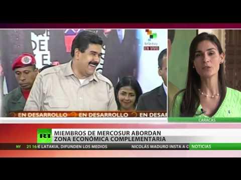 Mercosur busca crear una zona económica con la ALBA, Petrocaribe y Caricom
