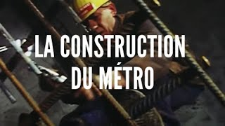 La construction du métro #Metro40 thumbnail