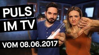 Roggenmehl als Shampoo-Ersatz und Mikroplastik aus der Tube (Sendung vom 08.06.2017)