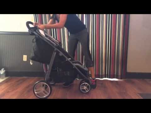 Review of Graco Aire3 Click Connect Stroller  YouTube