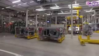 BezKomentarza - Zwiedzanie fabryki VW