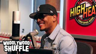 TI Broke Down What Happened with Kanye and Him in Wyoming
