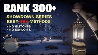 RANK 340 RED DEAD REDEMPTION 2 ONLINE  $$$ UPDATE CONFIRMED FEB 26th  $$$ SHOWDOWN SERIES PVP