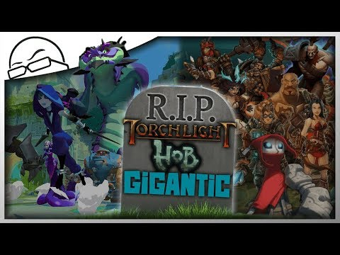 Gigantic and Torchlight Developers SHUT DOWN by Perfect World Entertainment