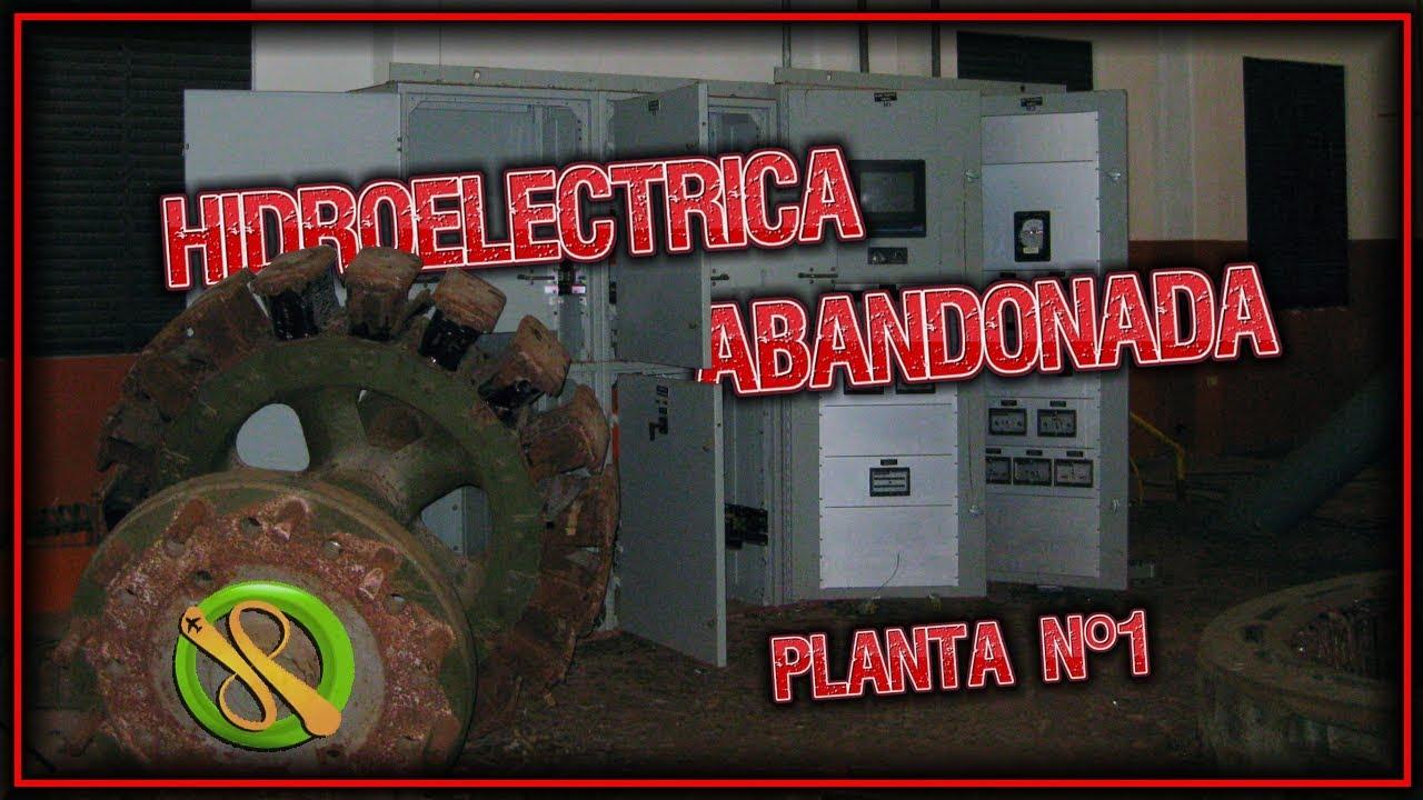Download HIDROELÉCTRICA ABANDONADA - PLANTA Nº1