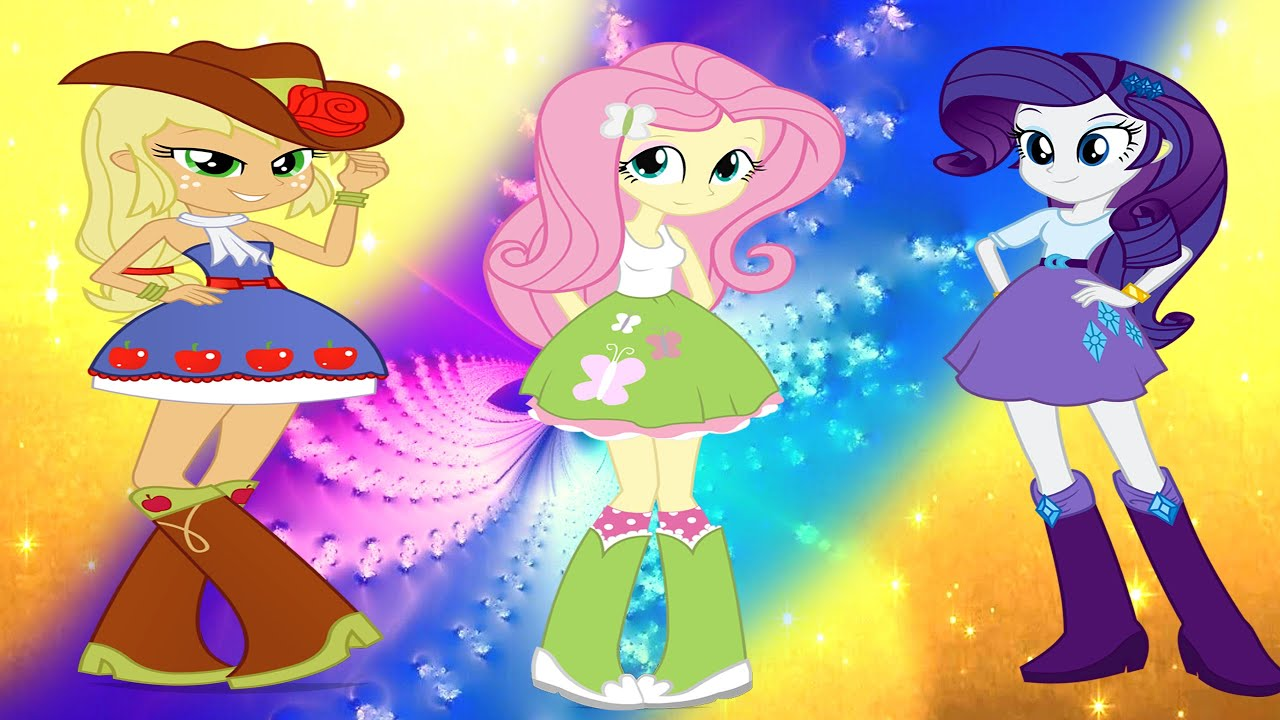 My Little Pony Girls Coloring Pages MLP Equestria Girls Coloring ...