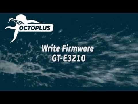 Samsung GT-E3210 Write Firmware with Octoplus Box