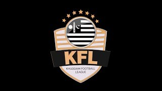 KFL 2018 Knockout Draw