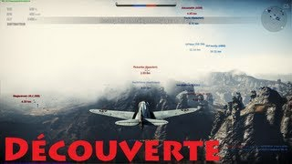 (Découverte) War Thunder - Le MMO venu du ciel [Gameplay PC Ultra Setings 1080p-FR]