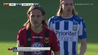 Allsvenskan 2018: Östersund - IFK Göteborg