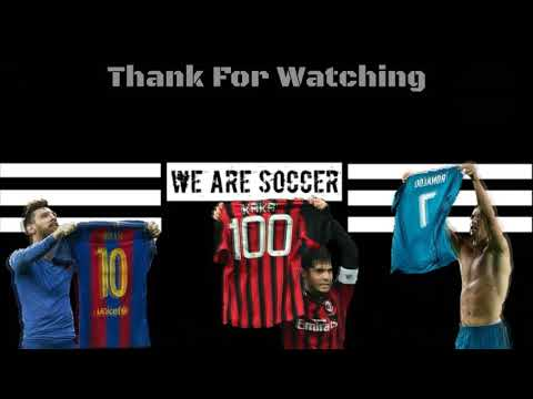 Outro we Are Soccer