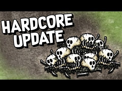 NEW UPDATE! HARDCORE MODE! - One Hour One Life