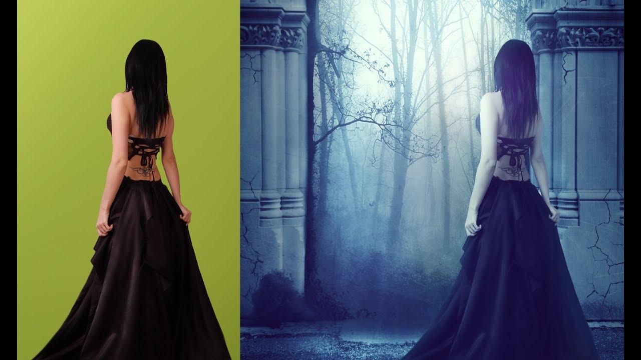 beginners fantasy manipulation tutorial photoshop | photo effects ...