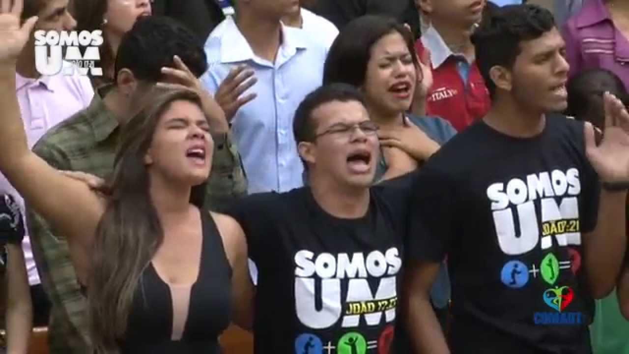 Ministração Gabriela Rocha - COMADT 2015
