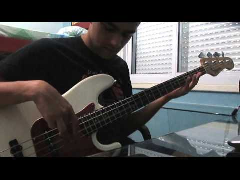 David Bowie - Life On Mars? (Bass cover)