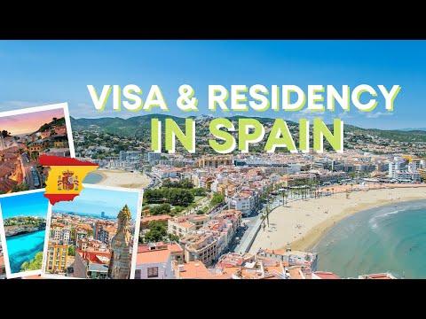 Visa And Residency In Spain