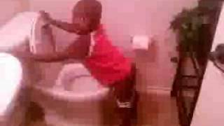 potty training almost gone bad