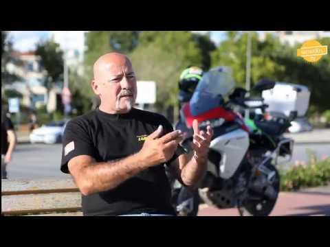 Motosiklet ehliyeti motosiklet sürmek için yeterli mi?