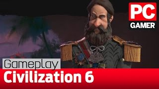 Civilization 6 gameplay — hands-on with the first 100+ turns