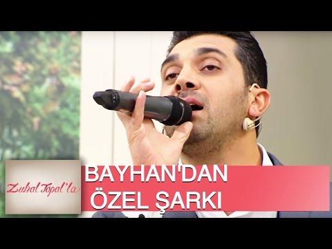 Zuhal Topal'la 42.Bölüm (HD) | Popstar Bayhan'dan Zuhal Topal'la Programına Özel Şarkı