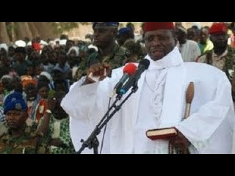 Gambia: Human rights investigator urges seizure of former president Yahya Jammehs documen