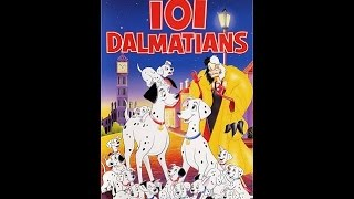 Digitized opening to 101 Dalmatians (UK VHS)
