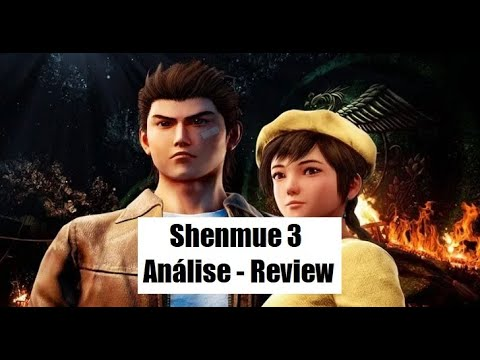 Shenmue 3 - Análise Review