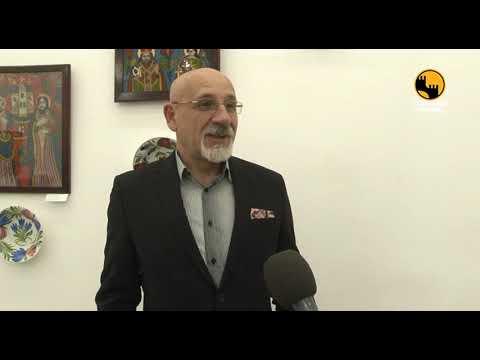 Телеканал ЧЕРНІВЦІ: 20 березня у центрі культури Вернісаж відбулося відкриття виставки «На світло»