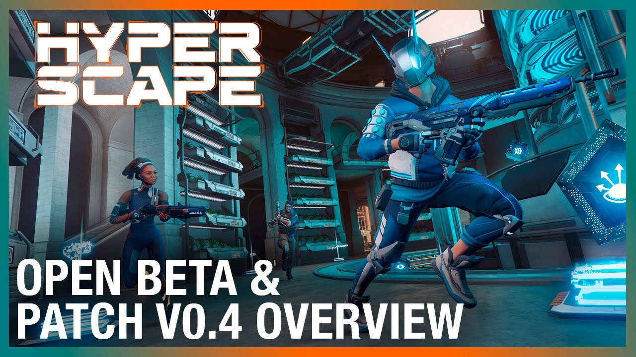 Hyper Scape: Open Beta Update & Patch v0.4 Overview | Ubisoft