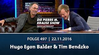 Die Pierre M. Krause Show vom 22.11.2016