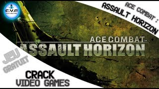 [Crack] Télécharger ACE COMBAT : ASSAULT HORIZON gratuitement
