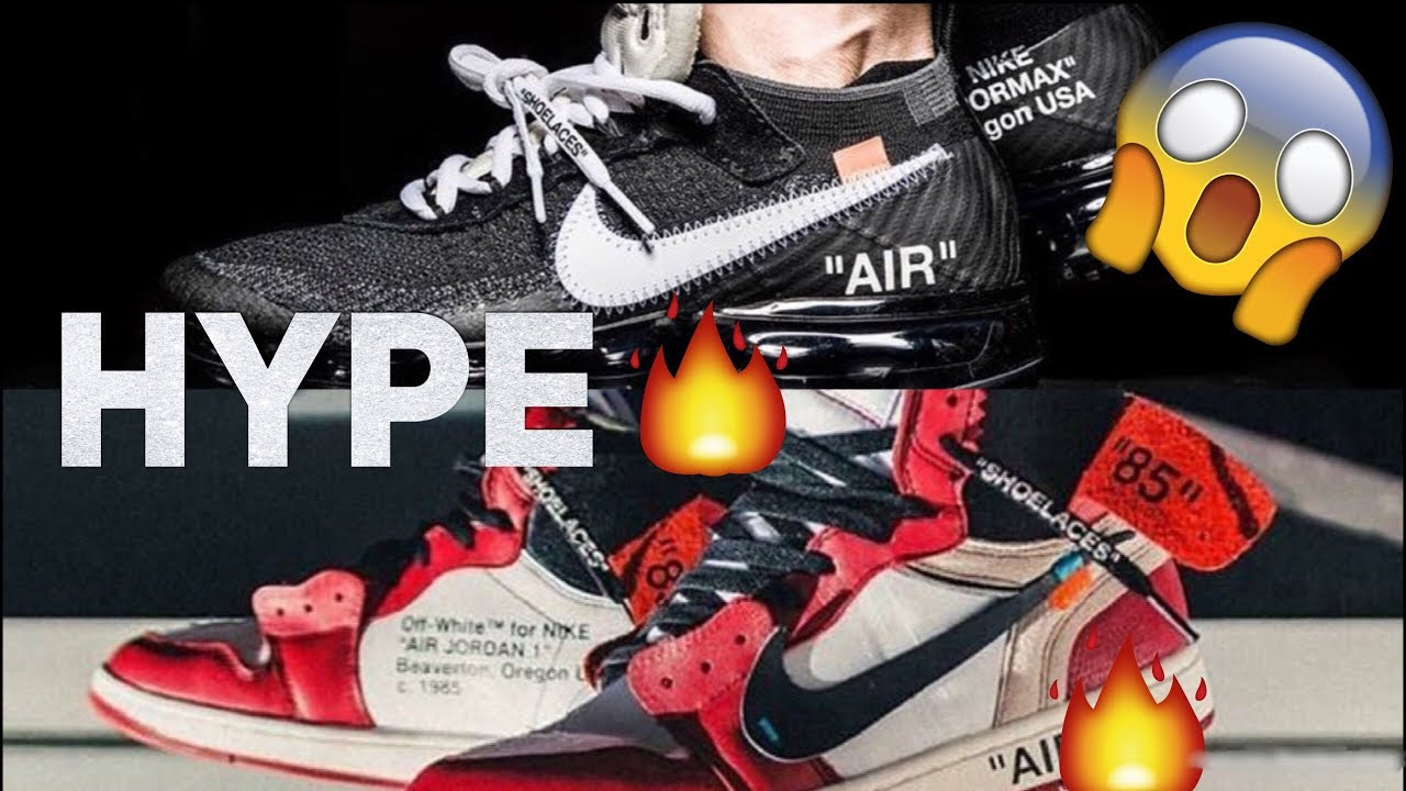 91a2a8fb890 OFF WHITE x NIKE, VAPORMAX AND JORDAN 1, MOST HYPE RELEASES OF THIS YEAR??  RELEASE DATES